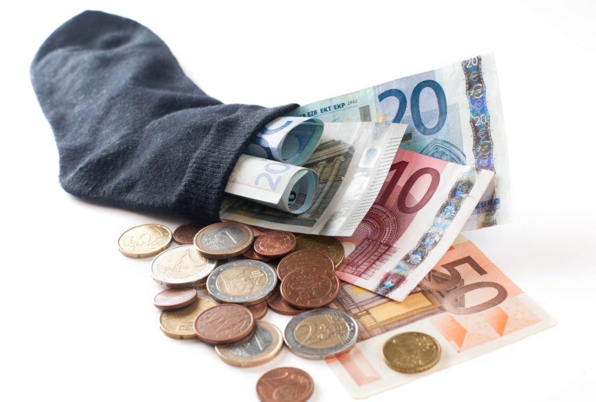 Pensioen aankopen geld